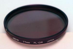 Filtro Hoya polarizzatore 77mm
