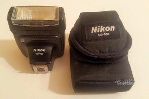 Flash sb-400 nikon