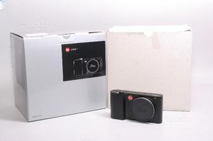 Fotocamera digitale mirrorless leica t typ 701 ner
