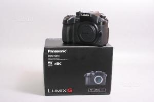 Fotocamera digitale mirrorless panasonic dmc-gh4