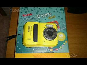 Fotocamera subacquea kodak