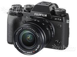 Fujifilm xt2 corredo per vespa et3 primavera