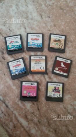 Giochi Nintendo DS Lite