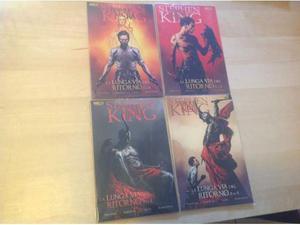 Graphic novels tratte da Stephen King a partire da