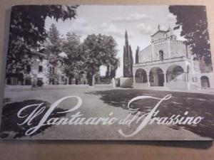 Guida d'epoca anni 50 per santuario del Frassino di
