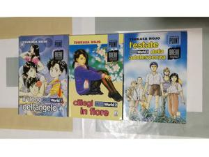 Hojo World 3/3 Tsukasa Hojo autore di City Hunter