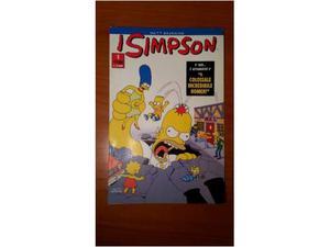 """Il fumetto de """"I Simpson"""" n°1 (prima edizione, )"""