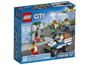Lego -  - City Police - Starter set della Polizia