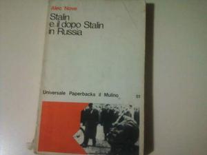 Libro-alec nove stalin e il dopo stalin in russia il mulino
