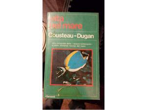"""Libro """"vita nel mare"""" di cousteau-dugan"""
