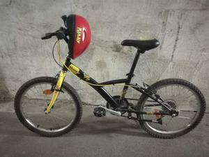 "Mountain bike 20"" btwin racingboy"