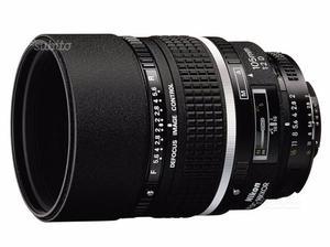 Nikon AF DC-Nikkor 105mm f1:2 D DC Defocus