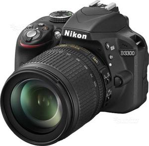 Nikon d con  vr nital 4 anni