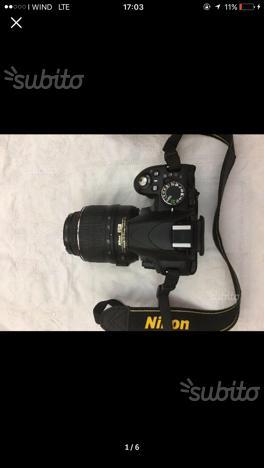 Nikon d solo corpo macchina