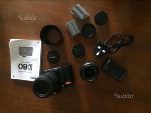 Nikon d80 e  vr