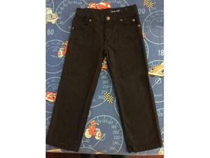 Pantaloni blu Jeckerson da bambino 3 anni