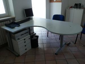 Grande scrivania posot class for Scrivania grande da ufficio