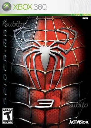 SPIDER MAN 3 - xbox360
