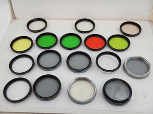 Set di 17 Filtri Hasselblad COLORS PROXAR 500CM