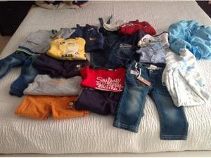 Stock abbigliamento invernale bambino tg18 mesi