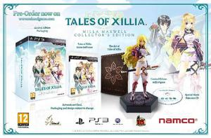 Tales of Xillia Collector's Edition 1 e 2