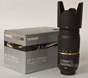Tamron  VC (stabilizzato) per Canon