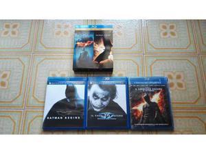 Trilogia Batman Blu Ray Nolan