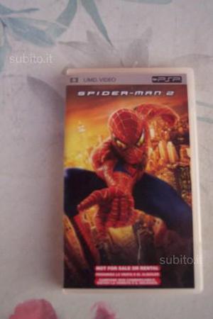 UMD Video per PSP Spider Man