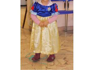 Vestiti di carnevale bambina