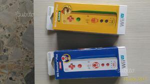 Wii U Remote Plus Toad e Remote Plus Bowser nuovi