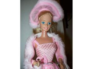 Barbie Pink and pretty, Oriental, Rockers, ski fun