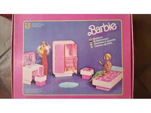Camera da letto barbie anni posot class - Letto barbie prezzo ...
