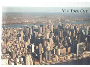 Cartolina New York City