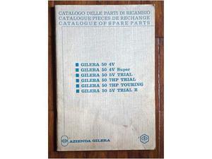 Cataloghi e manuali moto GILERA