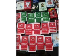 Collezione di carte da gioco