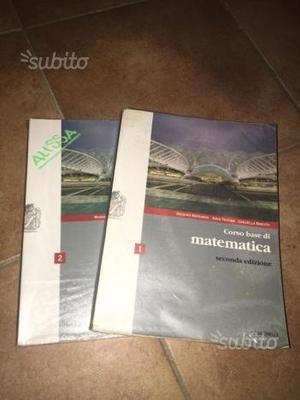 Corso base di matematica vol. 1-2