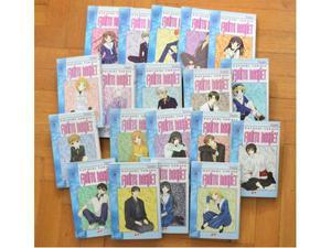 FRUITS BASKET di Natsuki Takaya dall'1 al 19. 1° Edizione