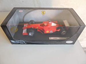 Ferrari f m.schumacher world champions 1:18 nuovo