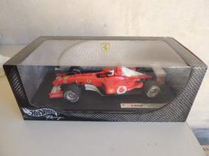 Ferrari f r.barrichello scala 1:18 nuovo come da foto