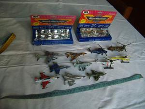 Gig Micro Machines serie aerei