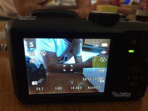 Kodak pixpro azd253 fotocamera videocamera