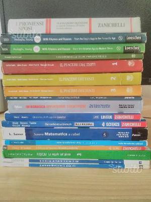 Libri scolastici liceo