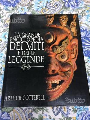 Libro: enciclopedia Miti e Leggende