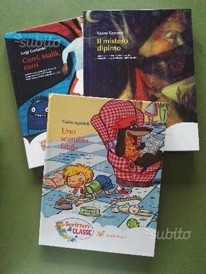 Libro per bambini e ragazzi