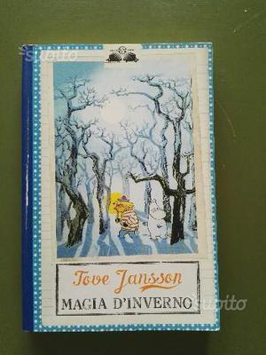 Libro per bambini e ragazzi ''Magia d'inverno''
