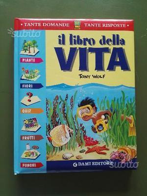 Libro per bambini-ragazzi ''Il libro della vita''