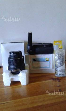 Materiale per Nikon