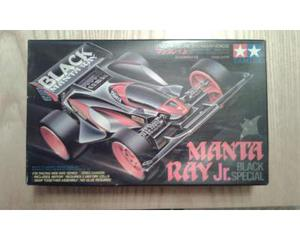 Mini 4wd - manta ray junior black special