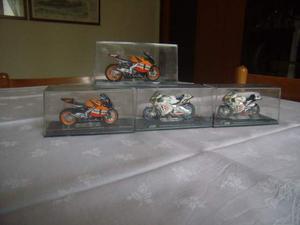 Modellini moto GP con box