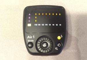 Nissin Air 1 per Fuji - commander flash trigger